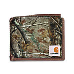 Carhartt® Men's Realtree Canvas Passcase Wallet