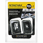 SmartStraps® Retractable Stake Pocket Anchor Points, Pack of 2