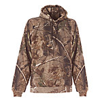Berne® Men's Camouflage Thermal-Lined Hooded Fleece Pullover