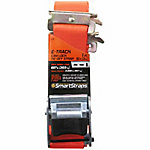 SmartStraps® 10 ft. L Orange Cam Lock E-Track Strap, 667 lb. Safe Work Load