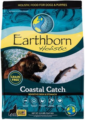 Earthborn holistic dog primitive natural grain free - cухой корм ультра