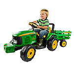 Peg Perego John Deere Farm Power Tractor