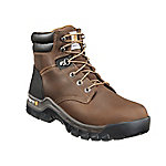 Carhartt Men's 6 in. Brown Work Flex Boot with Safety Toe