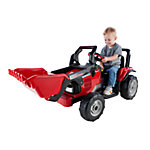 Peg Perego Case IH Power Scoop Tractor
