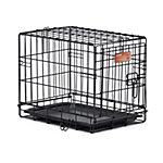 MidWest® Homes for Pets iCrate Single Door Dog Crate, Extra Small Breed, 14 in. H