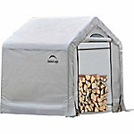 ShelterLogic® Firewood Seasoning Shed, 5 ft. x 3-1/2 ft. x 5 ft.