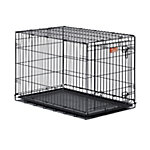 MidWest® Homes for Pets iCrate Single Door Dog Crate, Medium to Large Breed