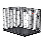 MidWest® Homes for Pets iCrate Single Door Dog Crate, Extra Large Breed