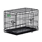 MidWest® Homes for Pets iCrate Double Door Dog Crate, Extra Small Breed, 16 in. H