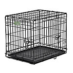 MidWest® Homes for Pets iCrate Double Door Dog Crate, Small Breed