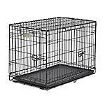 MidWest® Homes for Pets iCrate Double Door Dog Crate, Medium Breed