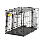 MidWest® Homes for Pets LifeStages® A.C.E Single Door Dog Crate, Medium to Large Breed
