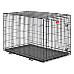 MidWest® Homes for Pets LifeStages® Single Door Dog Crate, Extra Large Breed