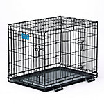 MidWest® Homes for Pets LifeStages® Double Door Dog Crate, Medium Breed