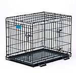 MidWest® Homes for Pets LifeStages® Double Door Dog Crate, Medium to Large Breed