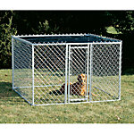K9 Kennel, 6 ft. W x 6 ft. L x 4 ft. H
