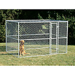 K9 Kennel, 10 ft. W x 6 ft. L x 6 ft. H