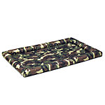 MidWest® Homes for Pets Quiet Time® Maxx Ultra Durable Camo Crate Bed, Large to Extra Large Breed