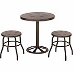 Red Shed™ Carpenter & Smith 3-Piece Bistro Set