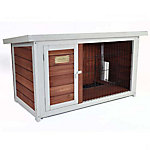 Advantek™ The Pueblo Rabbit Hutch, Auburn