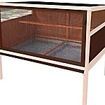 Advantek™ Urban Coop Chicken Hutch