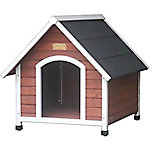 Advantek™ Hacienda Dog House, Small to Medium Breed