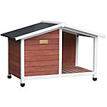 Advantek™ Ranch Dog House, Medium Breed