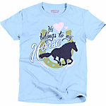 Lifestyle Legends™ Ladies' My Heart Belongs To My Horse Printed T-shirt