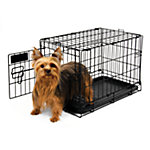 Petmate Training Retreat Wire Kennel, 19 in., For Dogs Up To 15 lb.