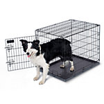 Petmate Training Retreat Wire Kennel, 30 in., For Dogs 30 to 50 lb.