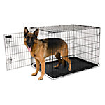 Petmate Training Retreat Wire Kennel, 43 in., For Dogs 90 to 125 lb.