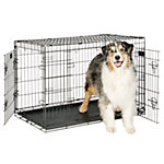 Petmate 2-Door Elite Retreat Wire Kennel, 34 in., For Dogs 50 to 70 lb.