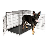 Petmate 2-Door Elite Retreat Wire Kennel, 38 in., For Dogs 70 to 90 lb.