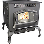United States Stove Multi-Fuel Stove with Legs