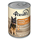 4health™ Chicken & Rice Senior Formula Dog Food, 13.2 oz.