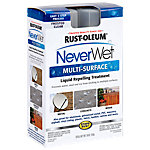 Rust-Oleum NeverWet Multi-Surface Liquid Repelling Treatment Kit, 18 oz.