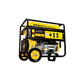 Champion Power Equipment™ 5,500W/6,800W Recoil Start Gasoline Powered Portable Generator, CARB Compliant