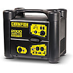 Champion Power Equipment™ 1,700W 2,000W Recoil Start Gasoline Powered Portable Inverter Generator, CARB Compliant