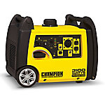 Champion Power Equipment™ 3,100W Gas-Powered Recoil Start Portable Inverter Generator, CARB Compliant