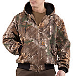 Carhartt® Men's Camo Active Jacket, Thermal Lined