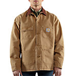 Carhartt® Men's Weathered Duck Chore Coat
