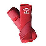 Professional's Choice SMBII Sports Medicine Boot, Crimson Red, Small