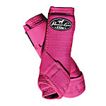 Professional's Choice Ventech Elite Sports Medicine Boot Front Pair, Raspberry, Large