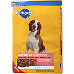 Pedigree® Sensitive Nutrition Dry Food for Dogs, 14 lb.