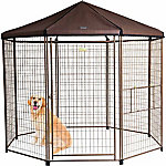 Advantek™ Pet Pavilion Gazebo