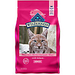 BLUE™ Wilderness® Salmon Recipe Cat Food for Adult Cats, 5 lb.