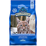 BLUE™ Wilderness® Indoor Chicken Recipe Cat Food for Adult Cats, 5 lb.
