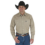 Wrangler® Men's Premium Performance Work Shirt
