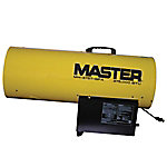 Master Propane Gas Forced Air Heater, 375,000 BTU