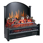 Pleasant Hearth Electric Fireplace Logs with Heater, 23 in. L